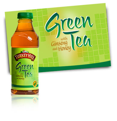 Turkey Hill Green Tea Refrigerated Tea