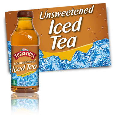 Turkey Hill Unsweetened Iced Tea Refrigerated Tea