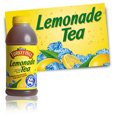 Turkey Hill Lemonade Tea Refrigerated Tea