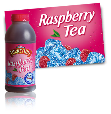 Turkey Hill Raspberry Tea Refrigerated Tea