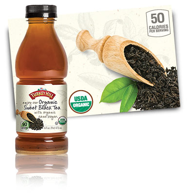 Turkey Hill Organic Sweet Black Tea Organic Iced Tea