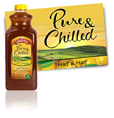 Turkey Hill Half and Half Pure & Chilled
