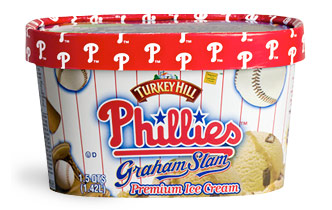 Official Ice Cream of the Phillies