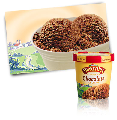 Turkey Hill Chocolate Premium Ice Cream