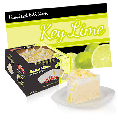 Turkey Hill Key Lime - Limited Edition Ice Cream Cakes