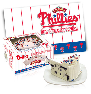 Turkey Hill Phillies Ice Cream Cake Ice Cream Cakes
