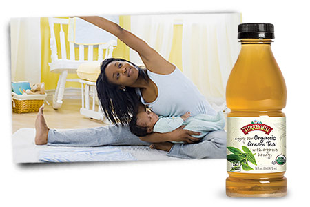 Turkey Hill Organic Iced Tea Flavors