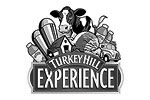 Grayscale Turkey Hill Experience Center logo