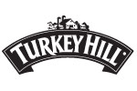 Black and White Turkey Hill logo
