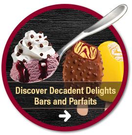 Turkey Hill Decadent Delights Bars and Parfaits