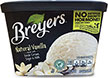 Breyers Natural Vanilla