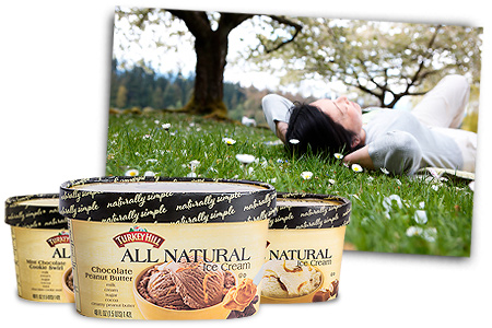 Turkey Hill All Natural Recipe Ice Cream