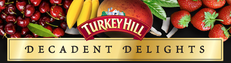 Turkey Hill Dairy Decadent Delights