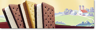 Turkey Hill Ice Cream Sandwiches