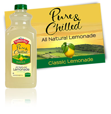 Turkey Hill All Natural Lemonade All Natural Lemonade