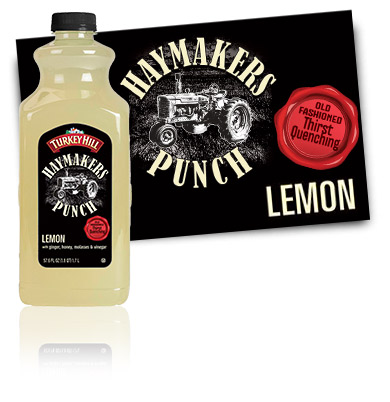 Turkey Hill Lemon Punch Haymakers