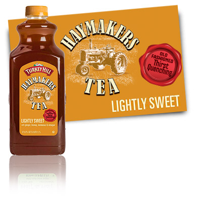 Turkey Hill Lightly Sweet Tea Haymakers