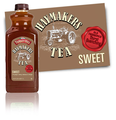 Turkey Hill Sweet Tea Haymakers