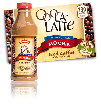 Turkey Hill Mocha Iced Coffee Iced Coffee