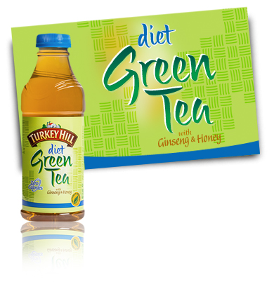 Turkey Hill Diet Green Tea Iced Tea