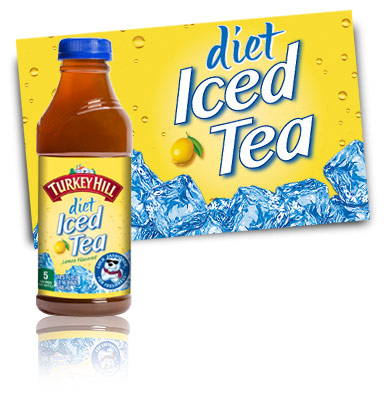 Turkey Hill Diet Iced Tea Refrigerated Tea