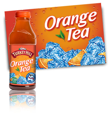 Turkey Hill Orange Tea Refrigerated Tea