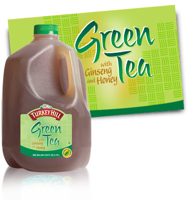 Turkey Hill Green Tea Iced Tea
