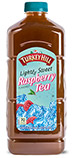 Lightly Sweet Raspberry Tea Iced Tea