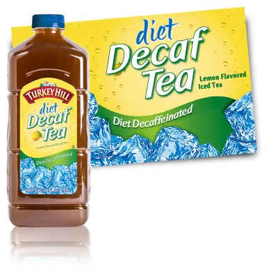 Turkey Hill Diet Decaffeinated Iced Tea Iced Tea