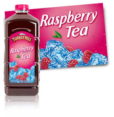 Turkey Hill Raspberry Tea Iced Tea