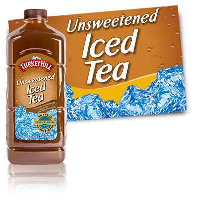 Turkey Hill Unsweetened Iced Tea Iced Tea