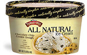 Chocolate Chip Cookie Dough All Natural Ice Cream