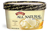 Mango All Natural Ice Cream