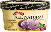 Raspberry Chocolate Chip All Natural Ice Cream