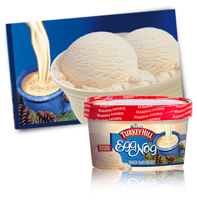 Turkey Hill Egg Nog Frozen Dairy Desserts