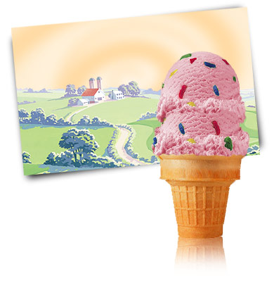 Turkey Hill Cotton Candy Premium Ice Cream
