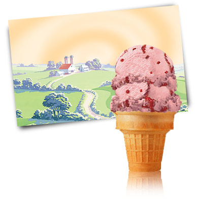 Turkey Hill Firecracker! Premium Ice Cream