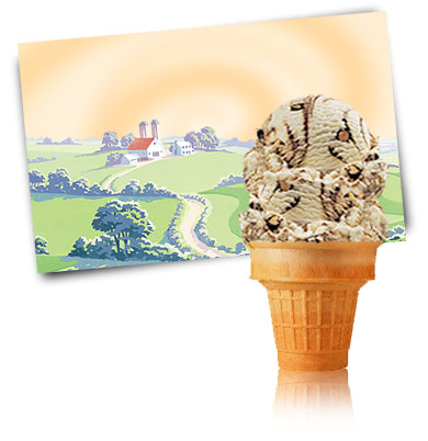 Turkey Hill Muddy Sneakers Premium Ice Cream