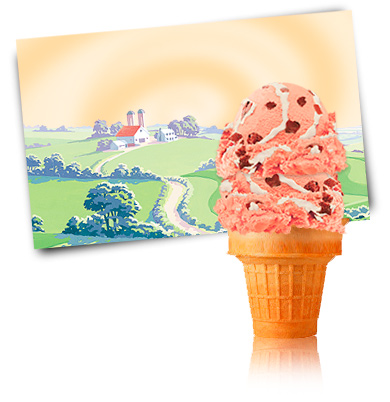 Turkey Hill Red Devil Cake Premium Ice Cream