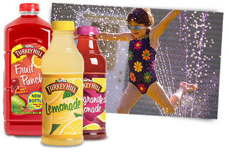 Turkey Hill Fruit Drink Flavors