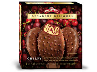 Cherry Decadent Delights Bars