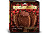 Chocolate Covered Strawberry Decadent Delights Bars