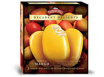 Tropical Mango Decadent Delights Bars