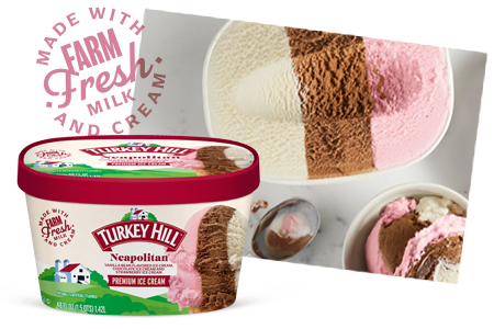 Turkey Hill Premium Ice Cream Flavors